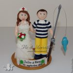 infirmière et pêcheur