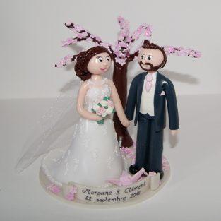 Création Artisanale De Figurines Personnalisées Cake Topper Pour